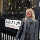 Susie at Savile Row
