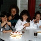 1989 Joanne's 12th Birthday at Sherwood