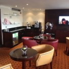 Executive Lounge, Marriott Hotel, Cardiff