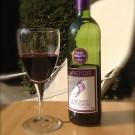 Robust fruity glorious wine