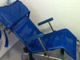 Shower cradle