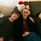 Chris and John