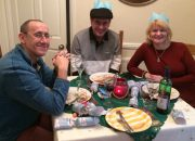 Our second Christmas in Salisbury